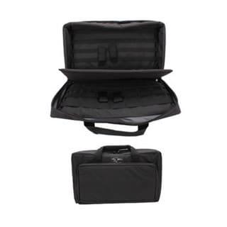 Galati Gear 22in Discreet Double Square Case, Black