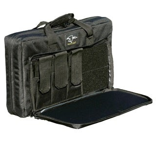 Galati Gear 22in Discreet Double Square Case, Black