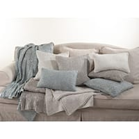 Cassandra Collection Knitted Design Pillow