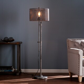 Carbon Loft Hopper Floor Lamp