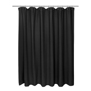 Cotton Waffle Weave Shower Curtain (72 x 72) (4 options available)
