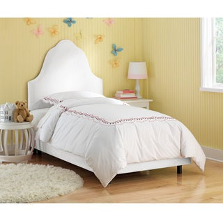 Skyline Furniture Kids Premier White Arched Bed
