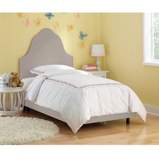 Skyline Furniture Kids Premier Platinum Arched Bed