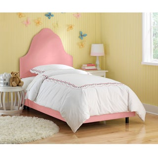 Skyline Furniture Kids Premier Light Pink Arched Bed