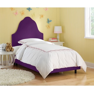 Skyline Furniture Kids Premier Hot Purple Arched Bed