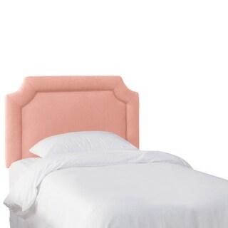 Skyline Furniture Kids Petal Linen Notched Headboard (3 options available)