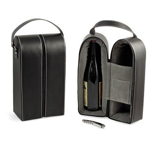 Leather Wine Caddy