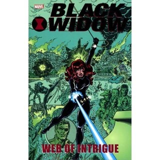 Black Widow: Web of Intrigue (Paperback)