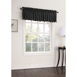 Sun Zero Galia Room Darkening Window Valance