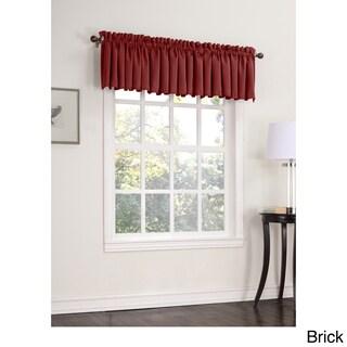 Laurel Creek Mendocino Room Darkening Window Valance - 54 x 18