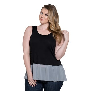 Sealed with a Kiss Women's Plus Size Fergie Tank