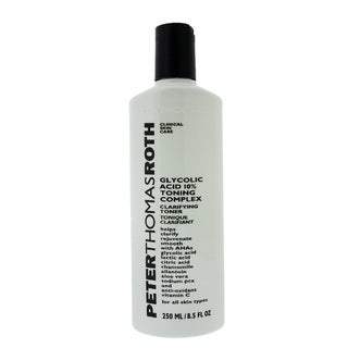 Peter Thomas Roth 8.5-ounce Glycolic Acid 10-percent Toning Complex
