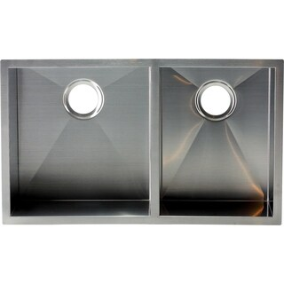 Y-Decor Hardy Double Bowl Kitchen Sink