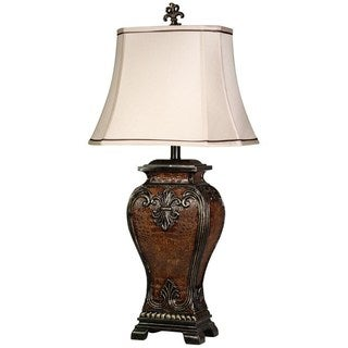 Traditional Dundee Finish Table Lamp