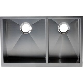Y-Decor Hardy Double Bowl Apron Sink