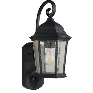 Outdoor wall lighting for less overstock smart security outdoor wall light aloadofball Choice Image
