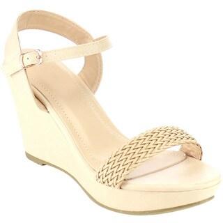 Beston Braided Sandals