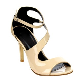 Beston Women's Strappy Heels