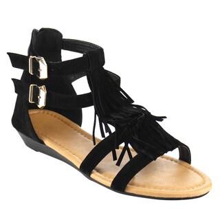 Beston Women's Wedge Sandals