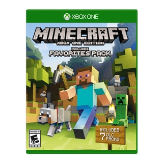 Minecraft: Xbox One Edition: Favorites Pack