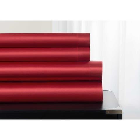Majestic Elegance Satin Bed Sheet Sets