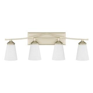 Capital Lighting Boden Collection 4-light Soft Gold Bath/Vanity Light