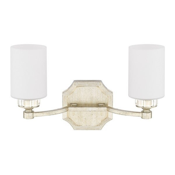 Winter Gold Vanity Lights : Capital Lighting Olivia Collection 2-light Winter Gold Bath/Vanity Light - Free Shipping Today ...