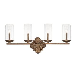 Capital Lighting Avanti Collection 4-light Rustic Bath/Vanity Light