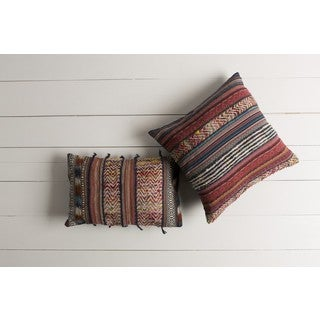 Decorative Intect 30-inch Down/Polyester Filled Throw Pillow