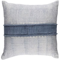Decorative Hilton 30-inch Feather Down/Polyester Filled Throw Pillow
