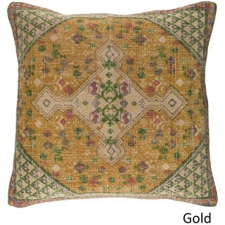 Decorative Lexie 22-inch Down/Polyester Filled Throw Pillow