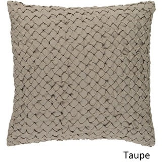 Decorative Korolevu 18-inch Down/Polyester Filled Throw Pillow