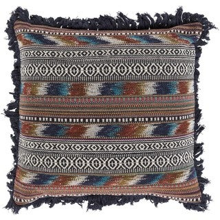Decorative Kassidy 20-inch Down/Polyester Filled Throw Pillow