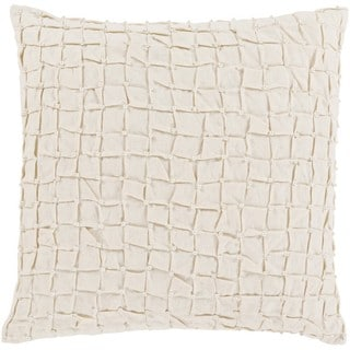 Decorative Kaci 20-inch Down/Polyester Filled Throw Pillow
