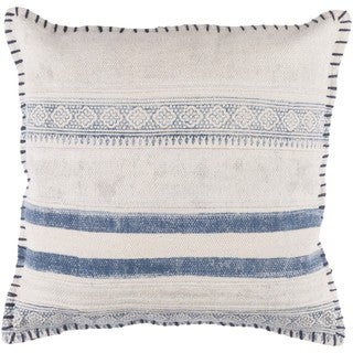 Decorative Horace 20-inch Down/Polyester Filled Throw Pillow