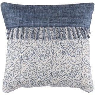 Decorative Hollywood 20-inch Down/Polyester Filled Throw Pillow