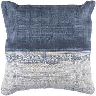 Decorative Hiromi 20-inch Down/Polyester Filled Throw Pillow