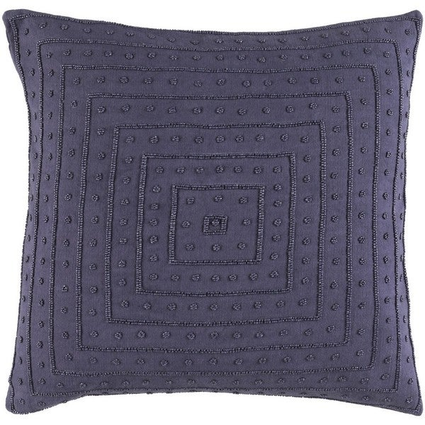Kemi 22-inch Feather Down or Polyester Filled Throw Pillow