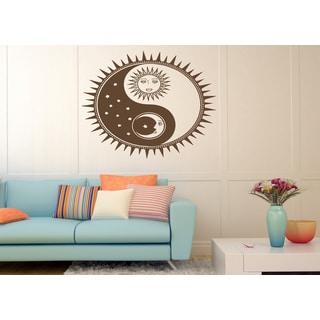 Shop Gardman Aztec Sun Amp Moon Wall Art Free Shipping