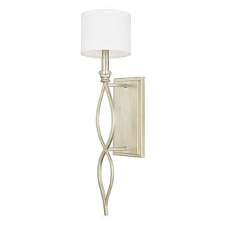 Capital Lighting Windsor Collection 1-light Soft Gold Wall Sconce