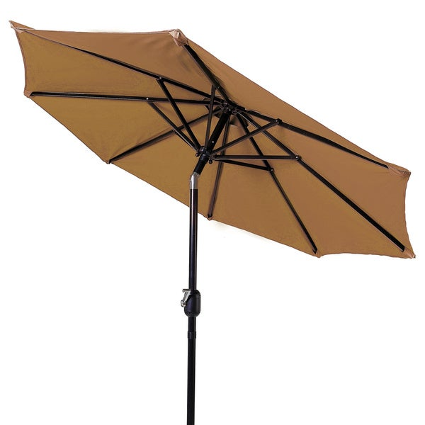 Genial Trademark Innovations Tilt Crank 7 Foot Patio Umbrella