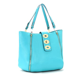 Chacal Taylor Tres Anillos Shoulder Hobo Tote Bag
