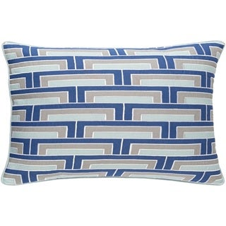Lambersart Feather Down/Polyester Filled Throw Pillow (13 x 20)