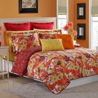 Sedona Reversible 3-piece Quilt Set by Fiesta