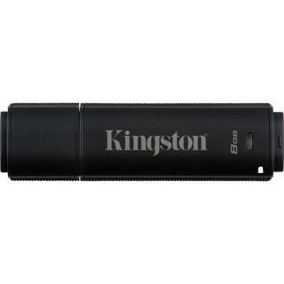 Kingston 8GB USB 3.0 DT4000 G2 256 AES FIPS 140-2 Level 3