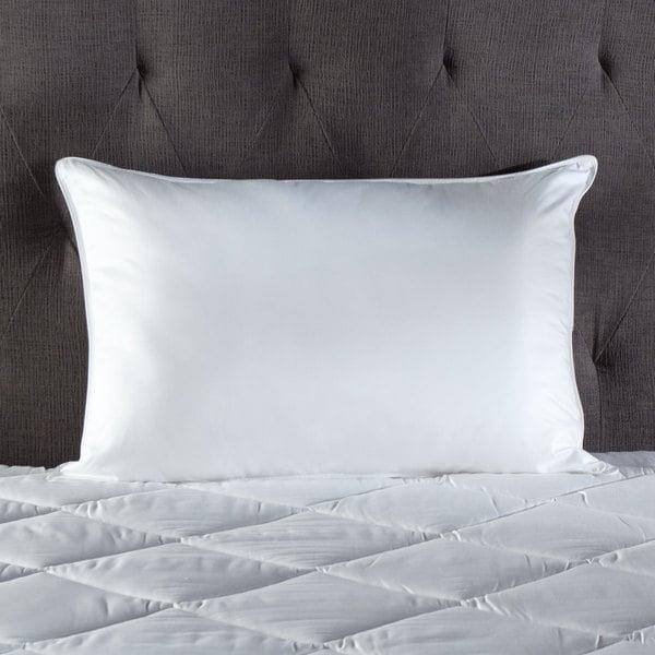 400 Thread Count Pima Cotton Sateen 650 Fill Power Down Pillow