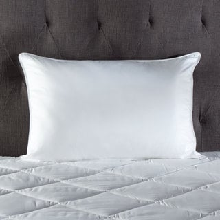 400 Thread Count Pima Cotton Sateen 650 Fill Power Down Pillow