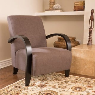 Tobias Fabric Club Chair by Christopher Knight Home