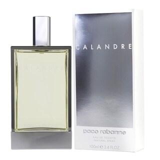 Paco Rabanne Calandre Women's 3.3-ounce Eau de Toilette Spray