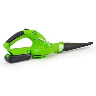 SereneLife PSLHTM32 Electric Leaf Blower Cordless Power Blower with Built-in 18V Rechargeable Battery